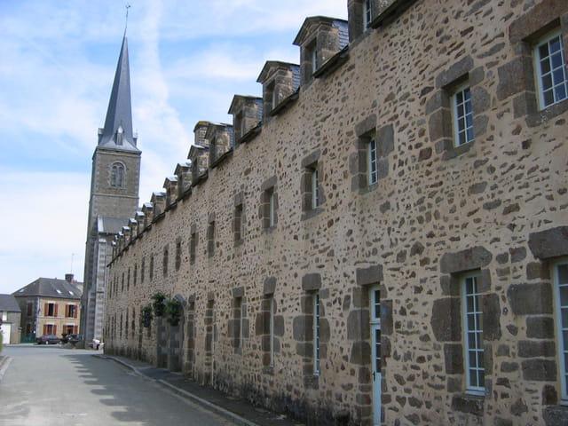 Ancien couvent et eglise