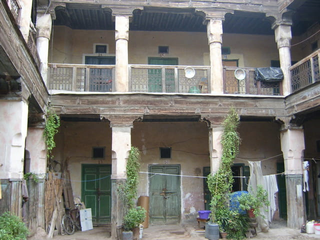 Ancien hôtel