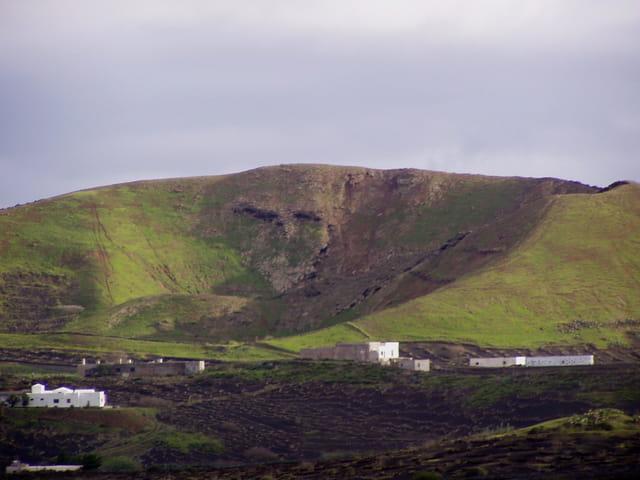 Ancien volcan