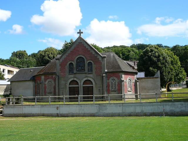 Ancienne chapelle de la Jeanne d'Arc