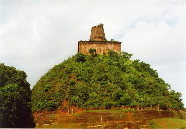 Ancienne culture en Ceylon