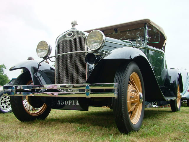 Ancienne Ford