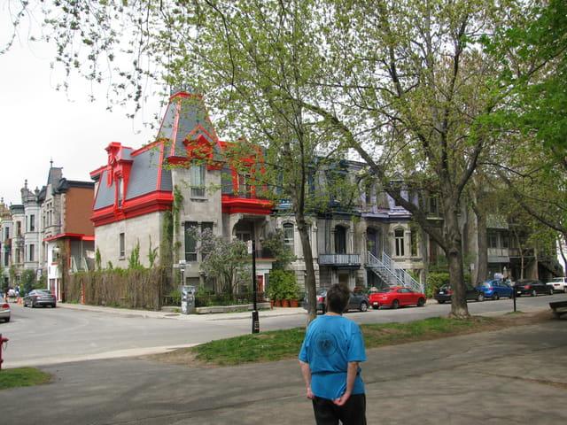 Ancienne Maisons