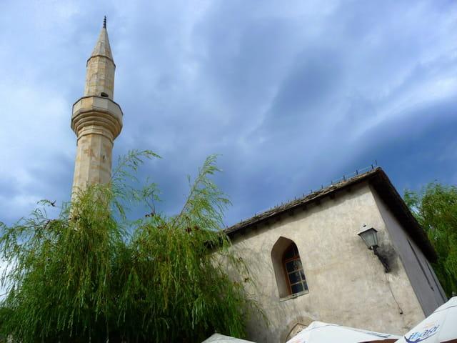 Ancienne mosquée de Mostar