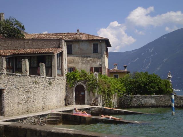 Ancienne villa à Limone