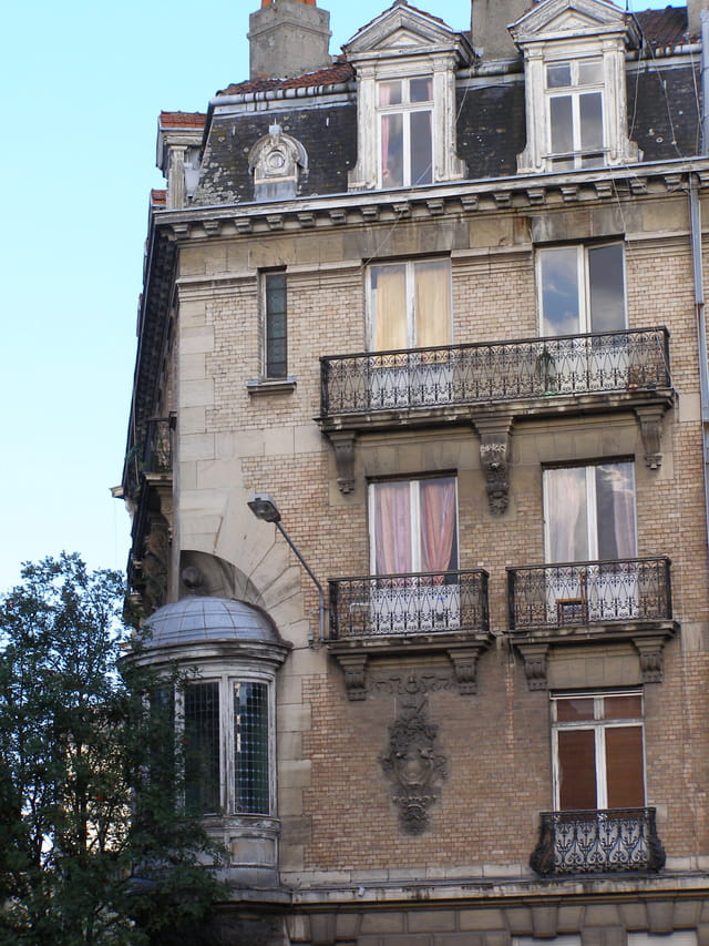 Anciennes façades