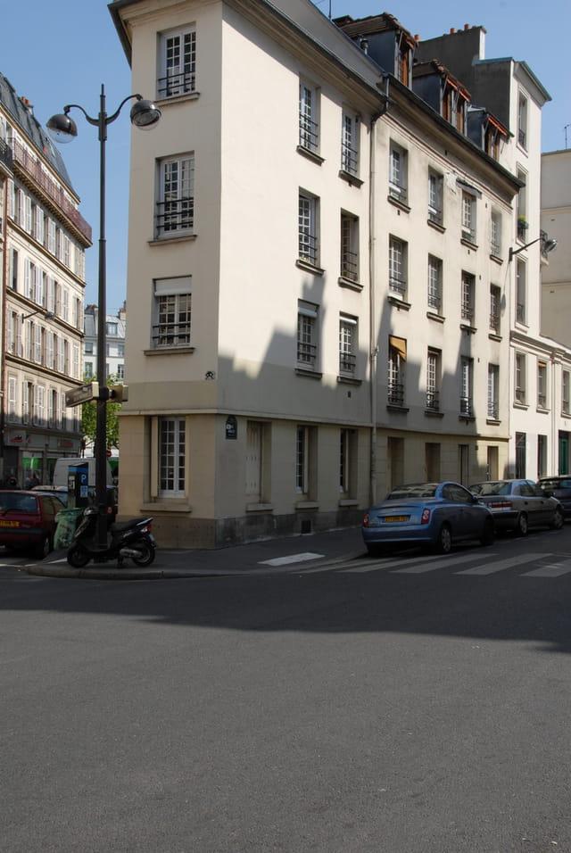 Angle de rue
