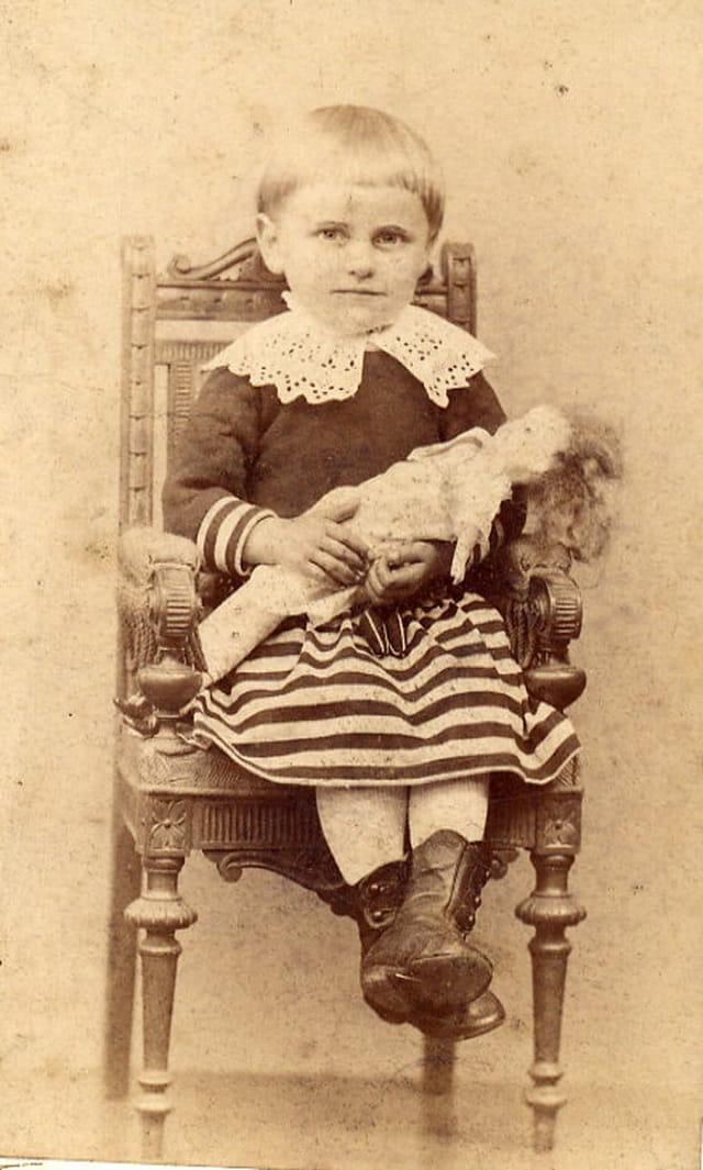 Anna en 1888