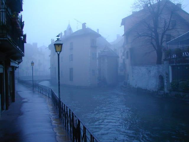 Annecy - Petit matin