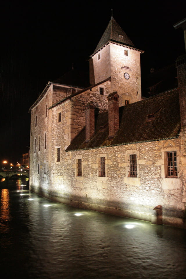Annecy : vieille prison