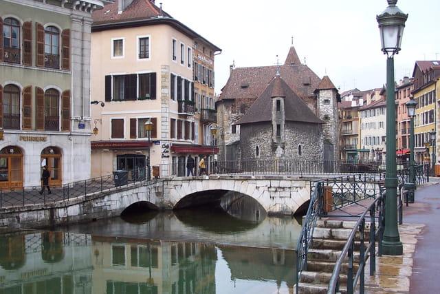 Annecy vielle ville