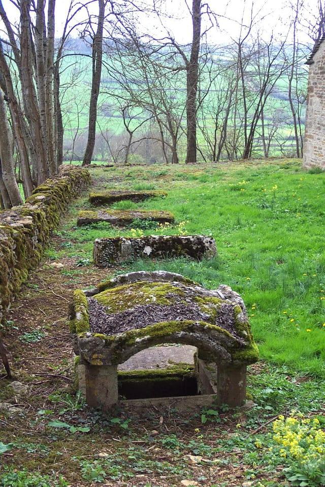 Antique site et source sacrée
