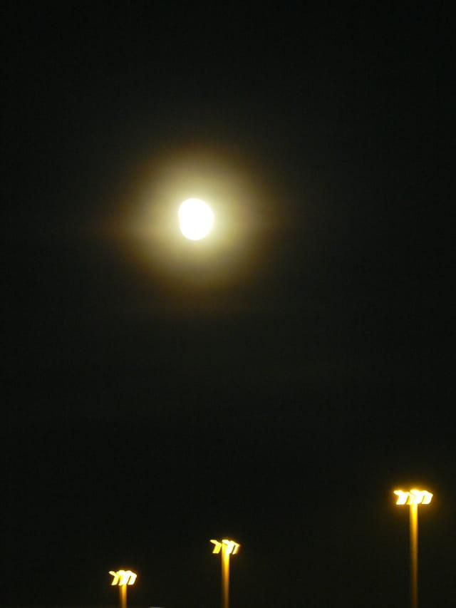 Apparition de nuit