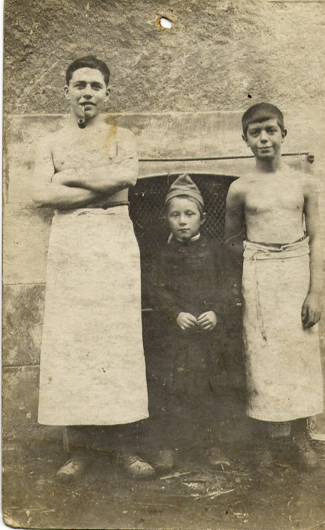 Apprentis boulanger