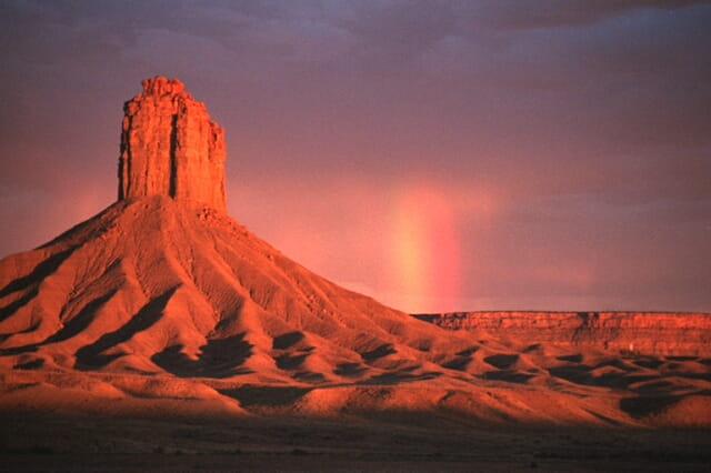 Arc de Monument Valley