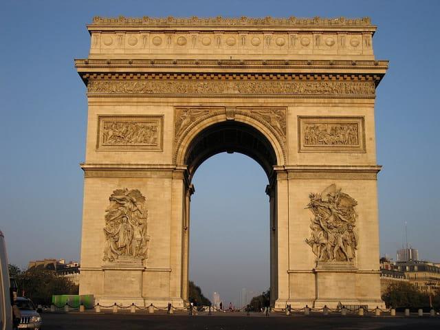 Arc de Triomphe-Paris 75000