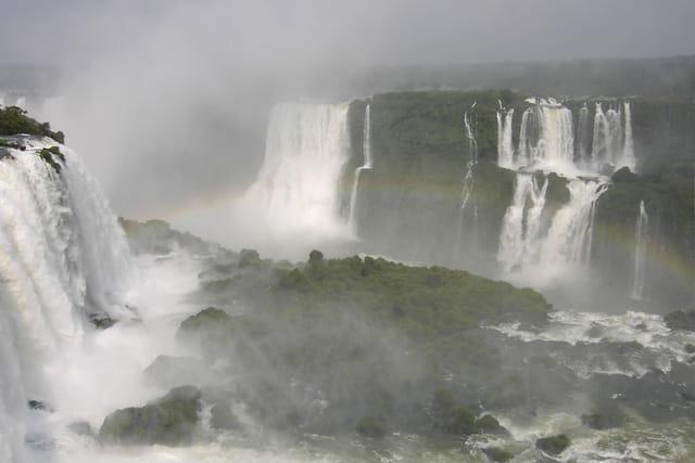 Arc-en-ciel à Iguaçù