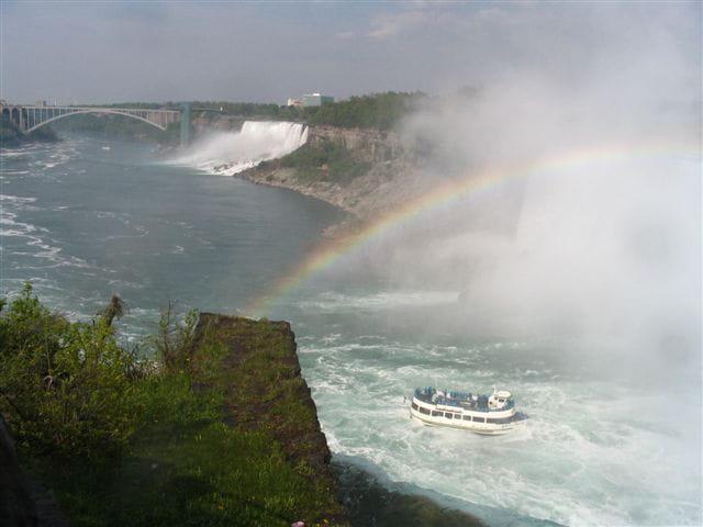 Arc en Niagara