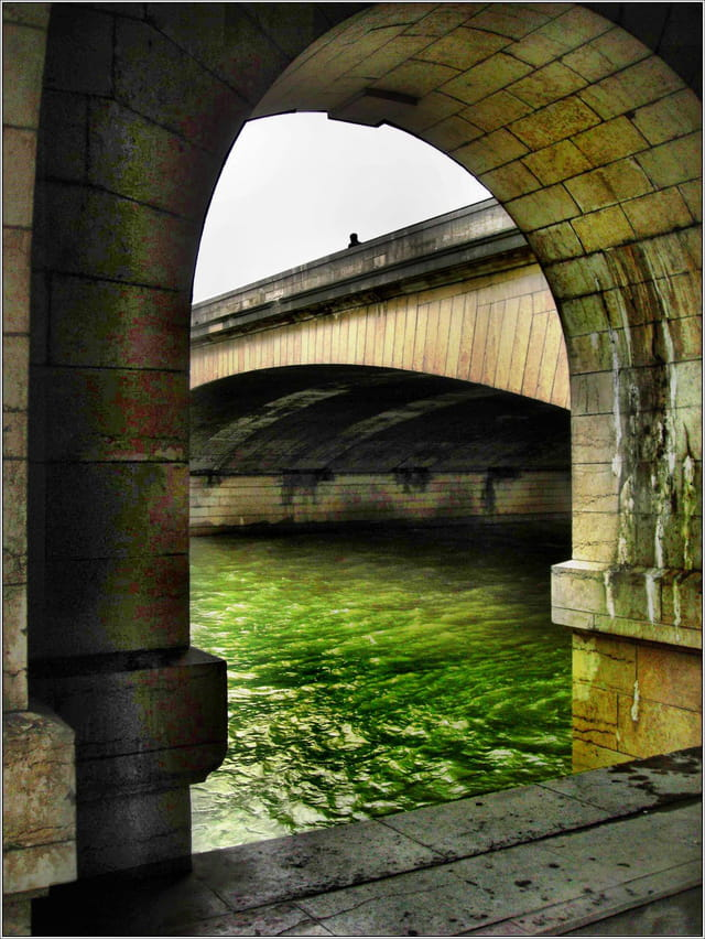Arche du pont