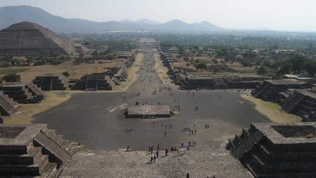 Archéologie mexicaine