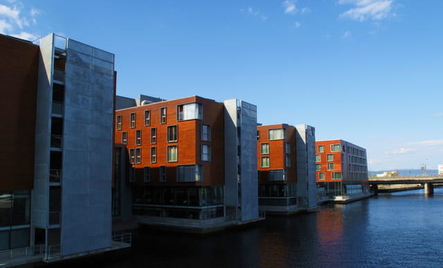 Architecture portuaire