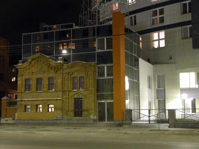 Architecture yékatérinburg