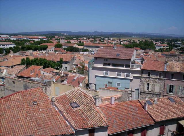 Arles - les toits