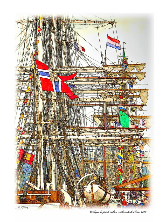 Armada de Rouen Bientôt en juin 2013