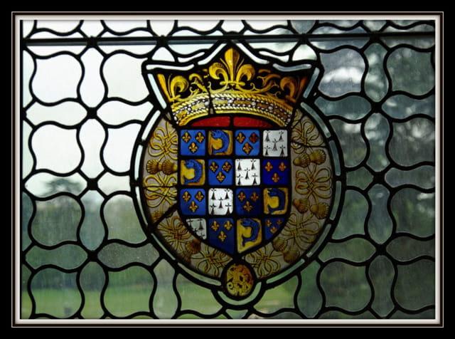 armoiries du château de Chaumont