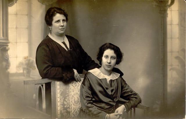Arrière-grand-mère Julia