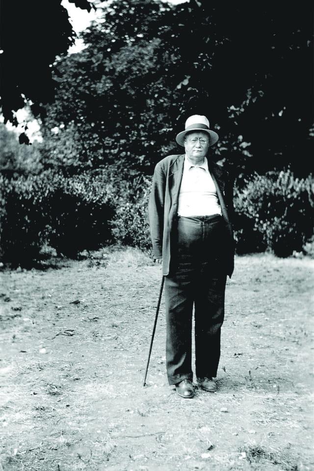 ARRIERE GRAND père 1935