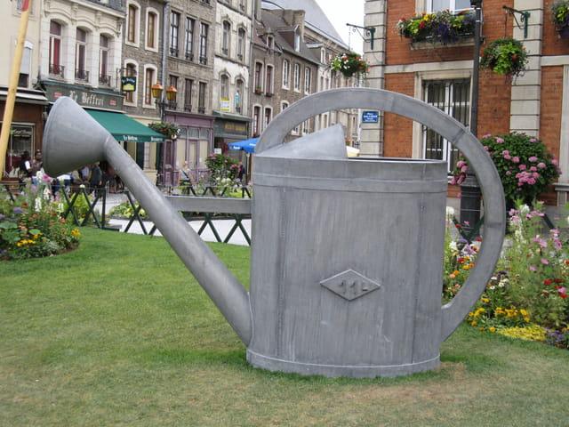 Arrosoir géant