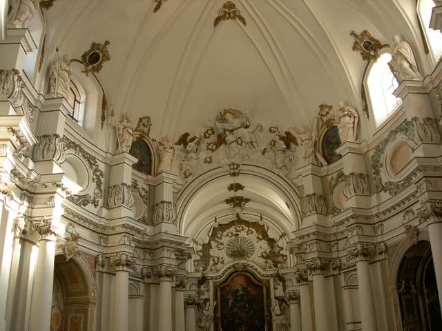 Art baroque sicilien