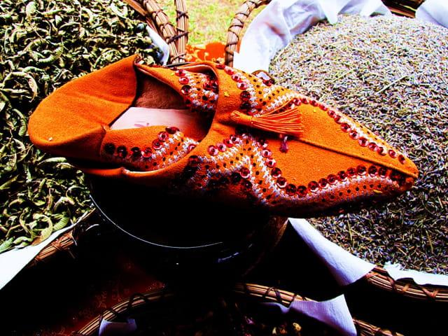 Artisanat marocain.