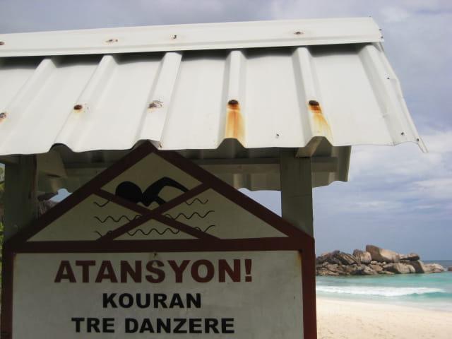 Atansyon!