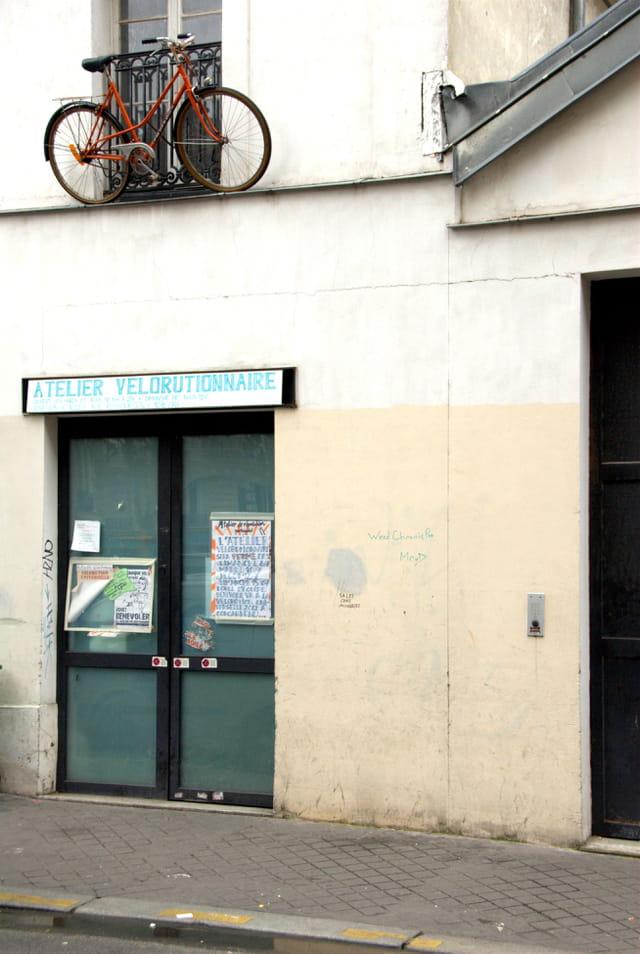 Atelier Vélorutionnaire