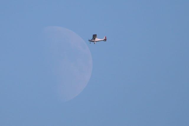 Atterrissage lunaire !