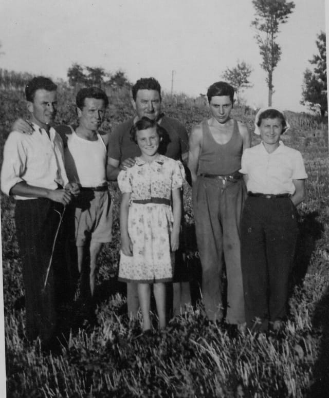Attilio et famille