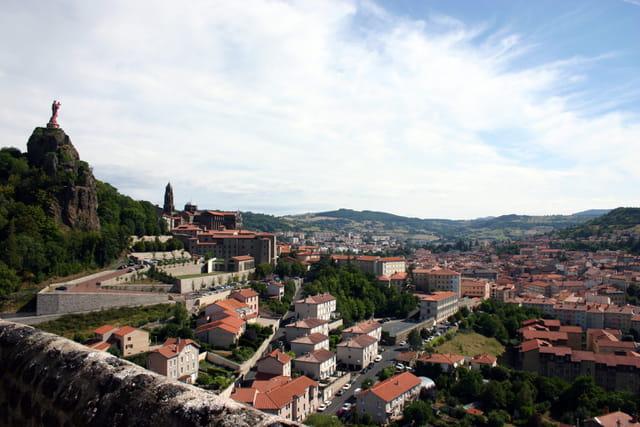 Au balcon du Puy