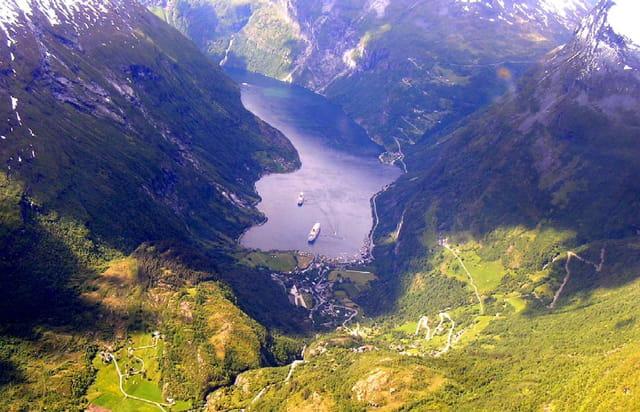 Au bout du fjord