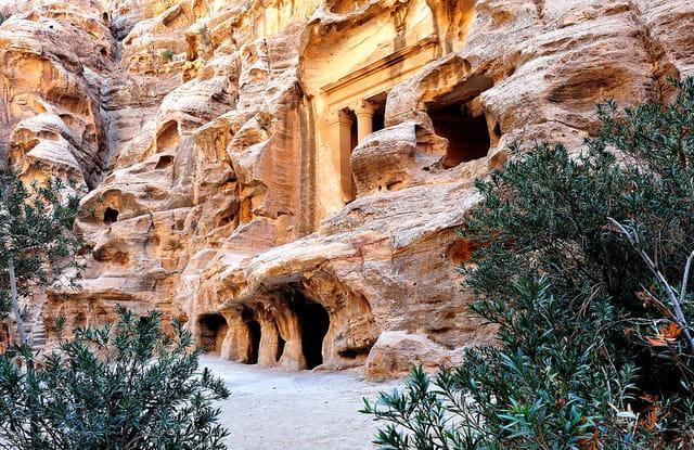 Au coeur de El Barid ( Petite Petra )