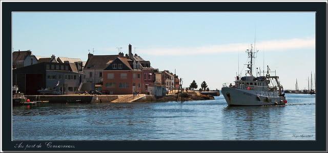 Au port de Concarneau