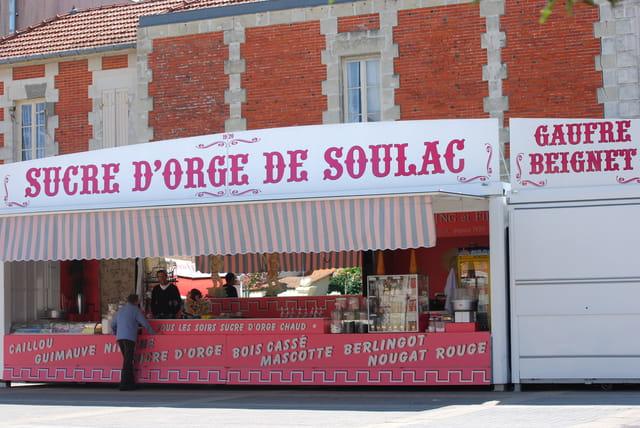 Au sucre d'orge de Soulac