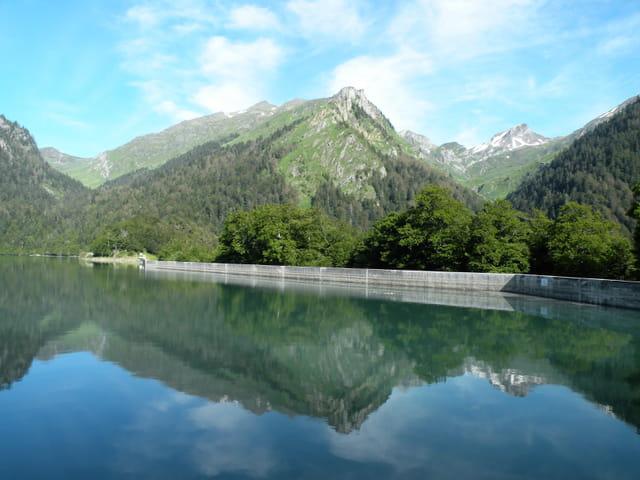 Au tour du lac