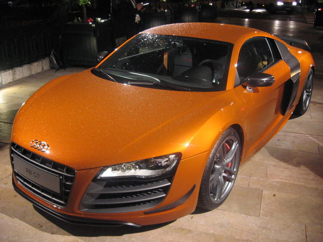 Audi R8 GT (Samoa Orange Metallic)