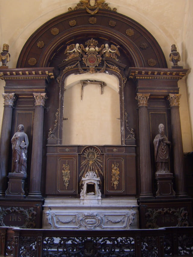 Autel  de Ste. Marie-Madeleine