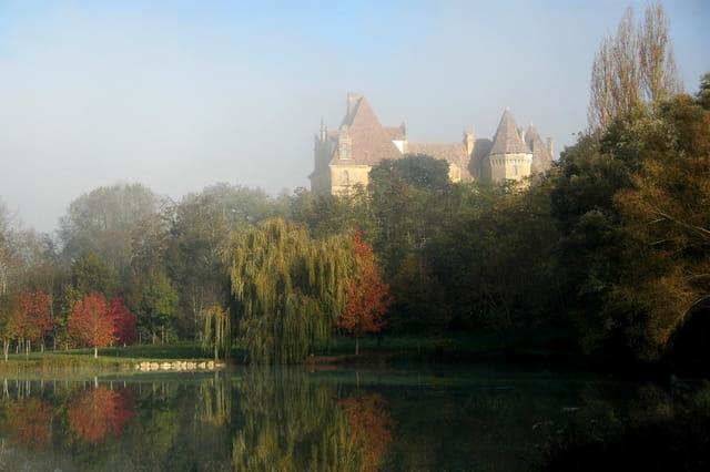 Automne en Dordogne