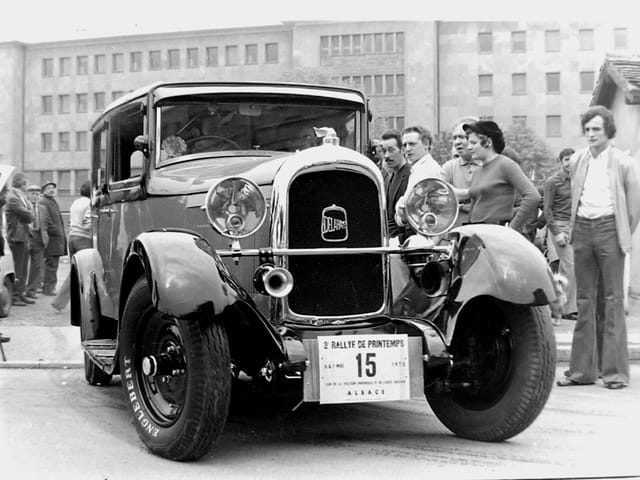 Automobile delahaye