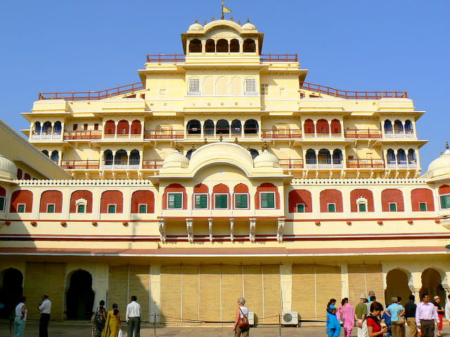 Autre aspect du City Palace