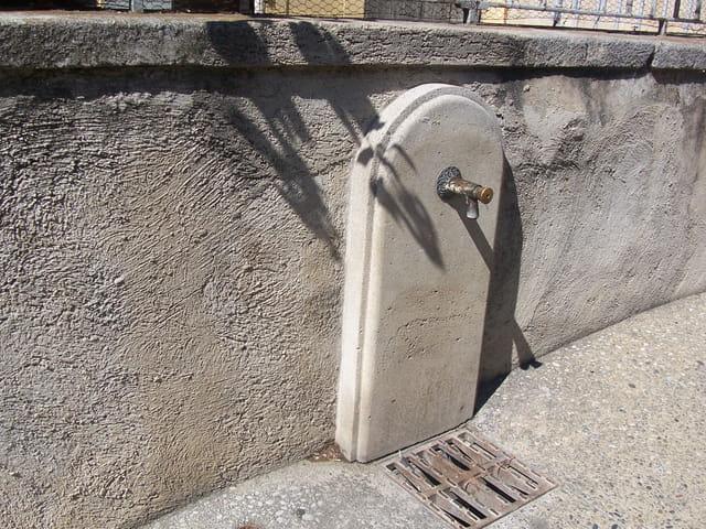 Autre genre de fontaine